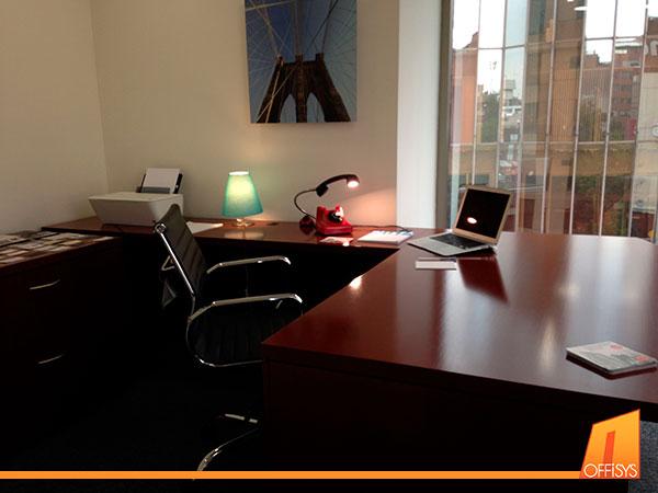 Oficinas virtuales y físicas en CDMX